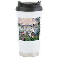 Seine / Dalmatian #1 Travel Mug
