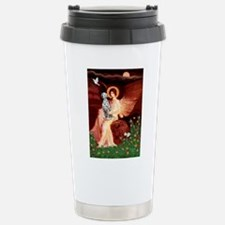 Angel / Dalmatian #1 Travel Mug