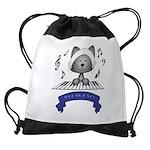 Cafe / Dalmatian #1 Organic Women's T-Shirt (dark)