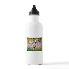 Garden / Dalmation Water Bottle
