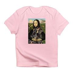 Mona's 2 Dobies Infant T-Shirt