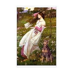 Windflowers / Dobie (#8) Posters