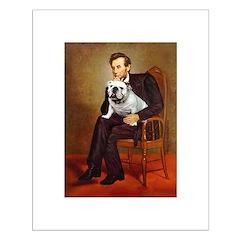 Lincoln's English Bulldog Posters