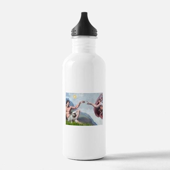 Creation / English BD (#9) Water Bottle