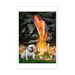 Fairies / English Bulldog Posters