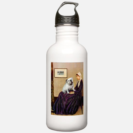 Mom's English BD (#9) Water Bottle