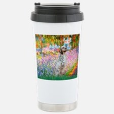 Garden / English Setter Travel Mug