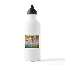 Garden / English Setter Water Bottle