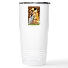 The Kiss / English Setter Travel Mug