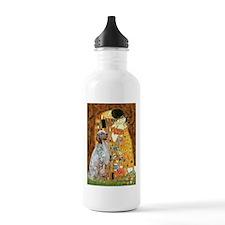 The Kiss / English Setter Water Bottle