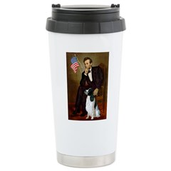 Lincoln / Eng Springer Travel Mug
