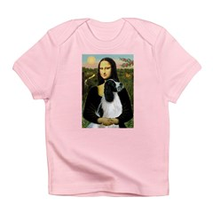 Mona Lisa/English Springer Infant T-Shirt