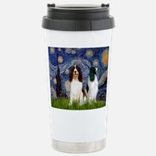 Starry / 2 Eng Springe Travel Mug