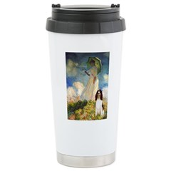 Umbrella / Eng Spring Travel Mug