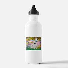 Garden / Eskimo Spitz #1 Sports Water Bottle
