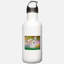Garden / Eskimo Spitz #1 Water Bottle