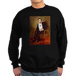 Lincoln / Eskimo Spitz #1 Sweatshirt (dark)
