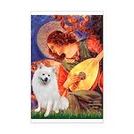 Mandolin / Eskimo Spitz #1 Mini Poster Print