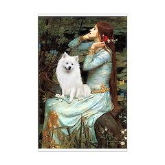 Ophelia / Eskimo Spitz #1 Posters