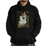Ophelia / Eskimo Spitz #1 Hoodie (dark)