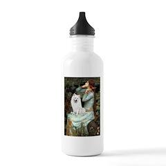 Ophelia / Eskimo Spitz #1 Water Bottle