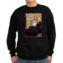 Whistlers / Eskimo Spitz #1 Sweatshirt