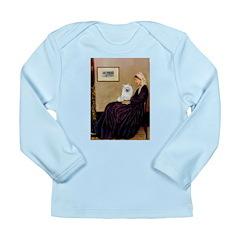 Whistlers / Eskimo Spitz #1 Long Sleeve Infant T-S