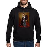 Lincoln / Flat Coated Retriev Hoodie (dark)