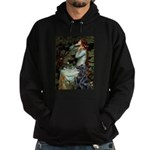 Ophelia / Flat Coated Retriev Hoodie (dark)