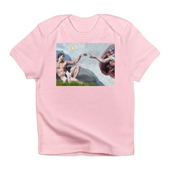 Creation / Smooth T (#1) Infant T-Shirt