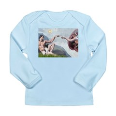 Creation / Smooth T (#1) Long Sleeve Infant T-Shir