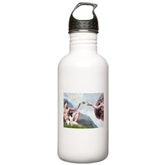 Creation / Smooth T (#1) Water Bottle