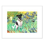 Irises / T (#1) Small Poster