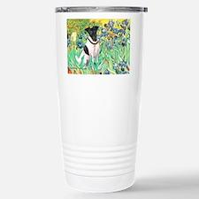 Irises / T (#1) Travel Mug