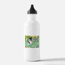 Irises / T (#1) Water Bottle