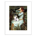 Ophelia / Fox T Small Poster