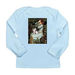 Ophelia / Fox T Long Sleeve Infant T-Shirt