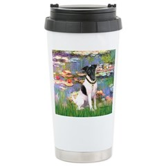 Lilies / Smooth T (#1) Travel Mug
