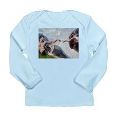 Creation / French Bull Long Sleeve Infant T-Shirt