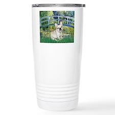 Bridge / Fr Bulldog (f) Travel Coffee Mug