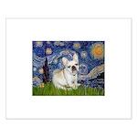 Starry / Fr Bulldog (f) Small Poster
