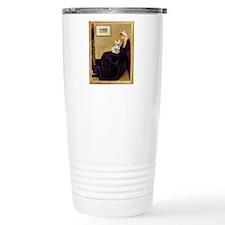 Whistlers / Fr Bull (f) Travel Mug