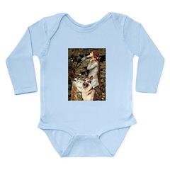 Ophelia / G-Shep Long Sleeve Infant Bodysuit
