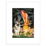 Fairies / G-Shep Small Poster