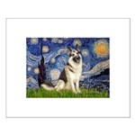 Starry / G-Shep Small Poster