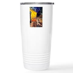 Cafe / G-Shephard Stainless Steel Travel Mug