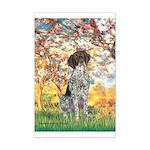 Spring / Ger SH Mini Poster Print