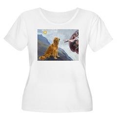 Creation (#2) & Golden T-Shirt