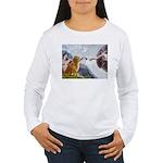 Golden Creation Women's Long Sleeve T-Shirt