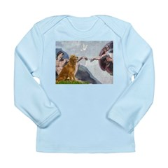 Golden Creation Long Sleeve Infant T-Shirt